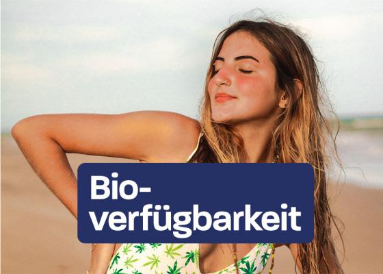 Efficient CBD consumption - Bioavailability - How CBD works best